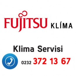 Fujitsu Klima Servisi Karşıyaka