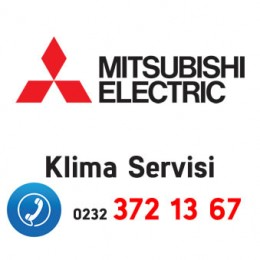 Mitsubishi Klima Servisi Karşıyaka